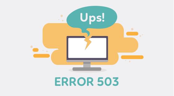 Qué es un error 503 y cómo solucionarlo